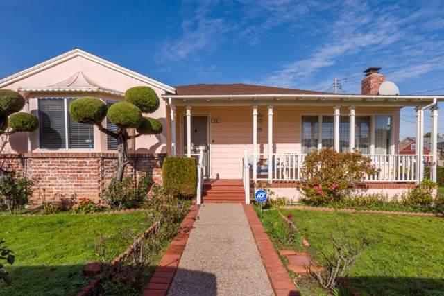 20 Michael Ln, Millbrae, CA 94030 (#ML81780018) :: The Kulda Real Estate Group