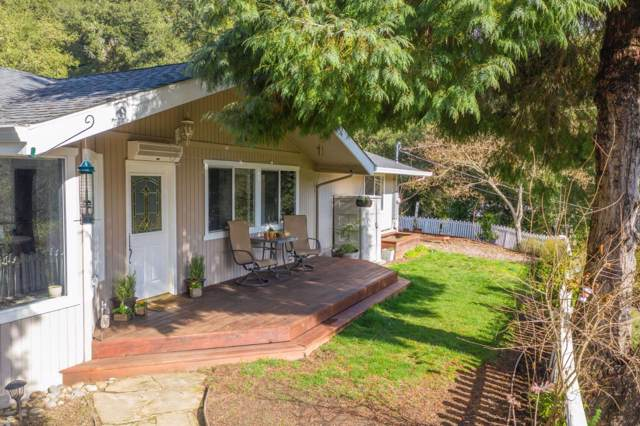 250 Middleton Dr, Boulder Creek, CA 95006 (#ML81780021) :: The Kulda Real Estate Group