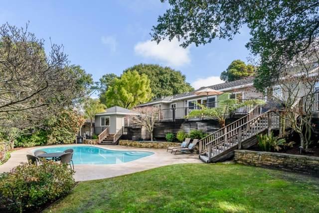 2950 Summit Dr, Hillsborough, CA 94010 (#ML81780036) :: The Kulda Real Estate Group