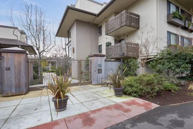 2140 Santa Cruz Ave C305, Menlo Park, CA 94025 (#ML81780041) :: The Sean Cooper Real Estate Group