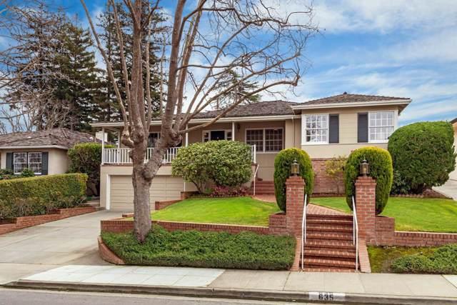 635 Columbia Dr, San Mateo, CA 94402 (#ML81780103) :: The Kulda Real Estate Group