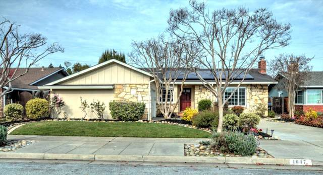 1647 Milroy Pl, San Jose, CA 95124 (#ML81780115) :: The Realty Society