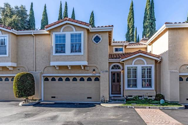 1281 Old Willow Pl, San Jose, CA 95125 (#ML81780133) :: Real Estate Experts