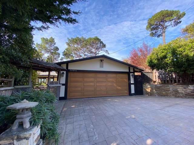 24896 Lincoln St, Carmel, CA 93923 (#ML81780164) :: The Kulda Real Estate Group