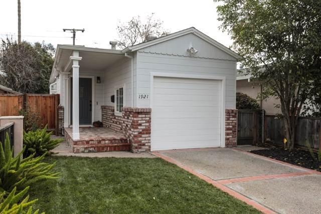 1921 Poplar Ave, Redwood City, CA 94061 (#ML81780173) :: Strock Real Estate