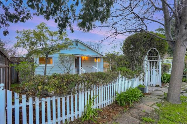 757 San Benito Ave, Menlo Park, CA 94025 (#ML81780177) :: Strock Real Estate