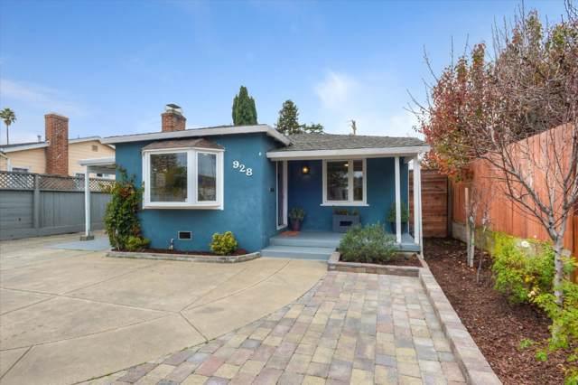 928 Holly St, San Carlos, CA 94070 (#ML81780179) :: Strock Real Estate