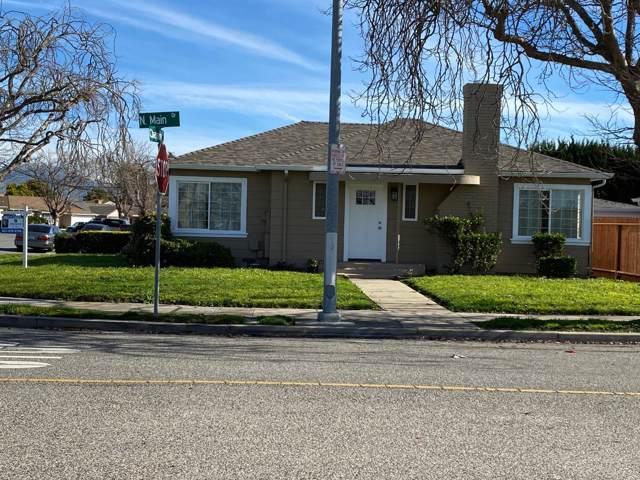 1360 N Main St, Salinas, CA 93906 (#ML81780185) :: The Kulda Real Estate Group