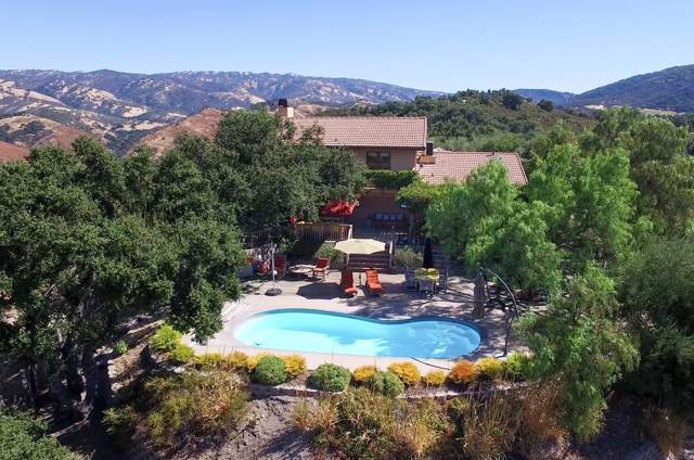 21575 Parrott Ranch Rd, Carmel Valley, CA 93924 (#ML81780223) :: Strock Real Estate