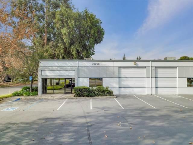 30995 Huntwood Ave 301, Hayward, CA 94544 (#ML81780236) :: The Realty Society