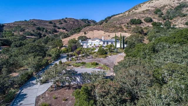30 Encina Dr, Carmel Valley, CA 93924 (#ML81780283) :: Strock Real Estate