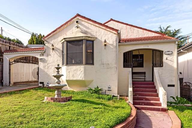 438 Avenue Del Ora, Redwood City, CA 94062 (#ML81780321) :: Strock Real Estate