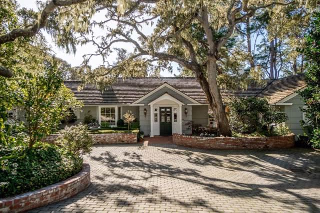 1528 Riata Rd, Pebble Beach, CA 93953 (#ML81780328) :: Strock Real Estate