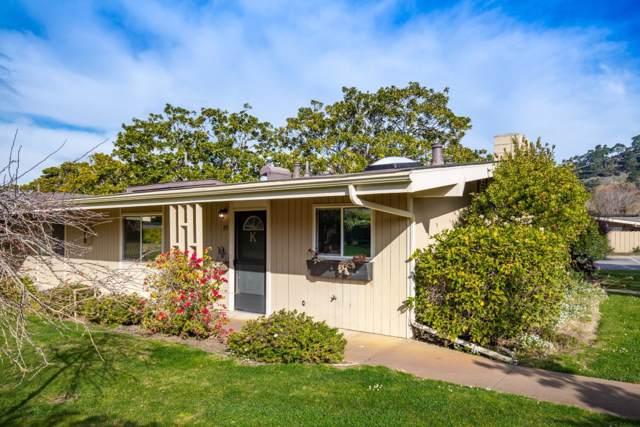 89 Hacienda Carmel, Carmel, CA 93923 (#ML81780339) :: Strock Real Estate