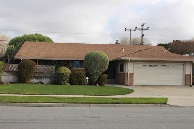 1243 San Fernando Dr, Salinas, CA 93901 (#ML81780347) :: Strock Real Estate