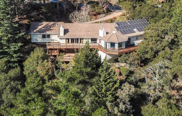 1105 Lakeview Dr, Hillsborough, CA 94010 (#ML81780403) :: Alex Brant Properties