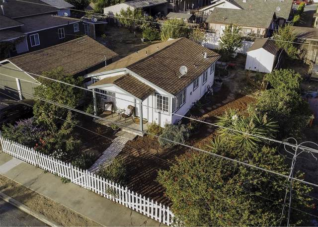 206 5th St, San Juan Bautista, CA 95045 (#ML81780414) :: Live Play Silicon Valley