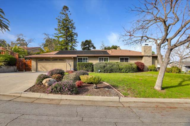 1376 Echo Valley Dr, San Jose, CA 95120 (#ML81780443) :: The Realty Society