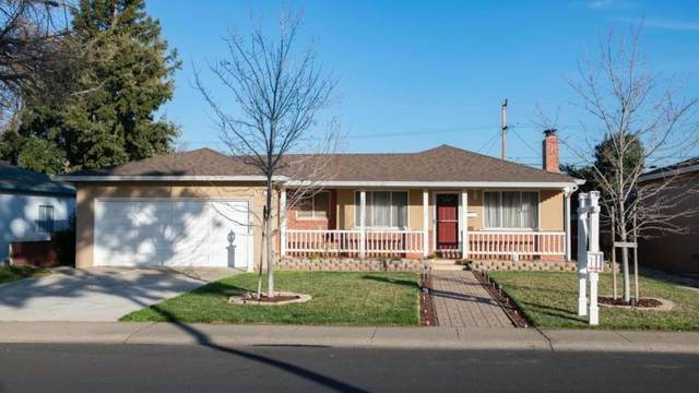 636 N Central Ave, Campbell, CA 95008 (#ML81780664) :: Keller Williams - The Rose Group