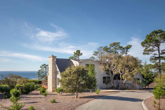 1560 Viscaino Rd, Pebble Beach, CA 93953 (#ML81780713) :: RE/MAX Real Estate Services
