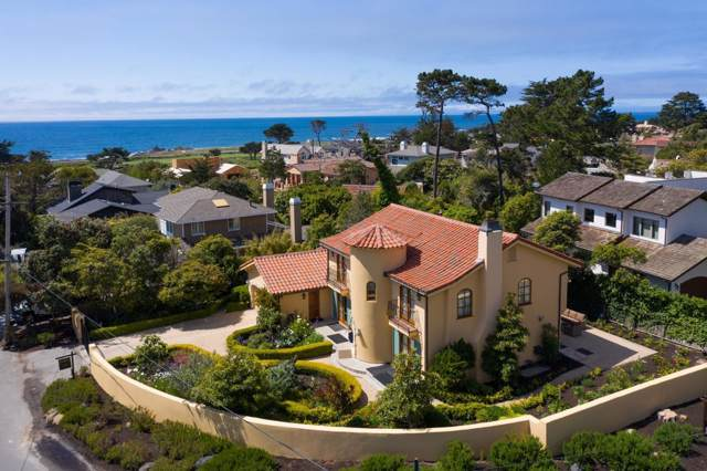 1007 Ocean Rd, Pebble Beach, CA 93953 (#ML81780852) :: The Sean Cooper Real Estate Group