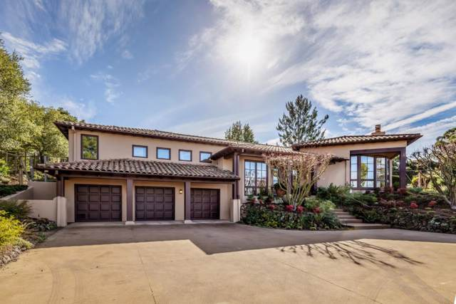 25 Los Charros Ln, Portola Valley, CA 94028 (#ML81781050) :: The Gilmartin Group