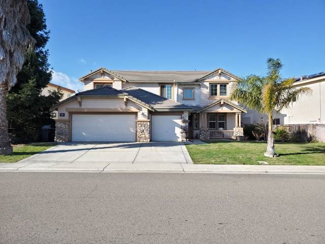 6217 Travo Way, Elk Grove, CA 95757 (#ML81781062) :: The Kulda Real Estate Group