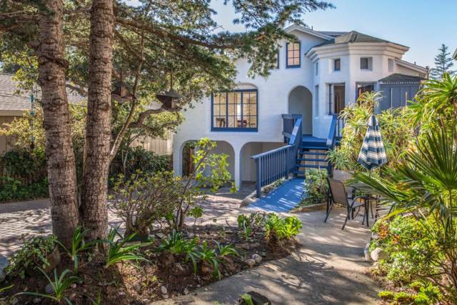 0 Dolores 2 Sw Of 8th Ave, Carmel, CA 93921 (#ML81781092) :: RE/MAX Real Estate Services