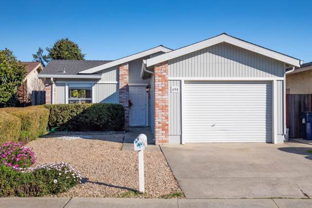 490 Cloudview Dr, Watsonville, CA 95076 (#ML81781144) :: The Sean Cooper Real Estate Group
