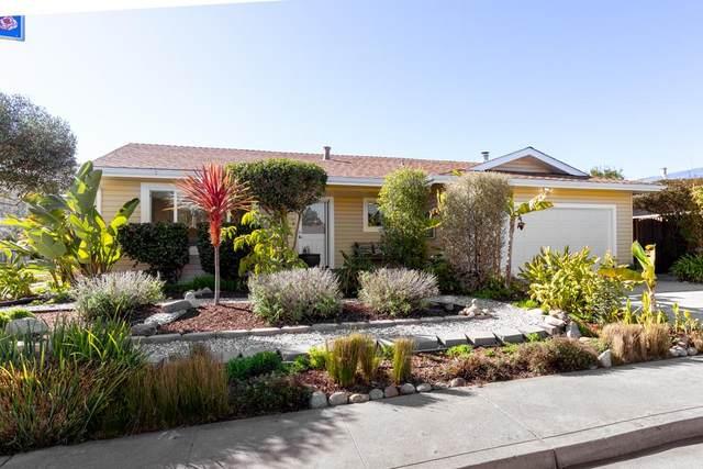137 Magellan St, Capitola, CA 95010 (#ML81781252) :: Keller Williams - The Rose Group