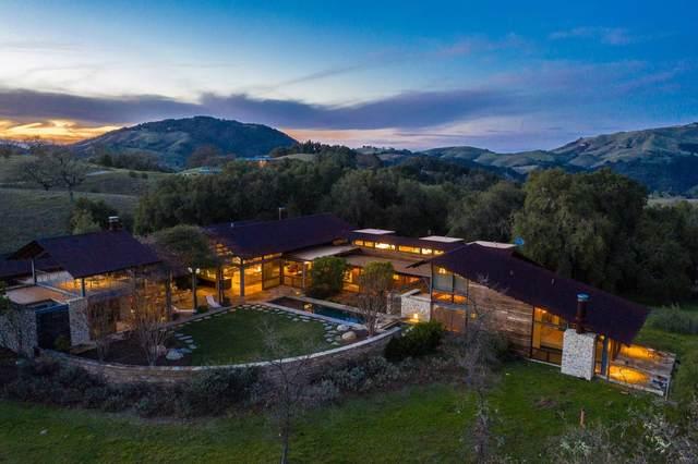 5 Touche Pass, Carmel, CA 93923 (#ML81781443) :: The Gilmartin Group