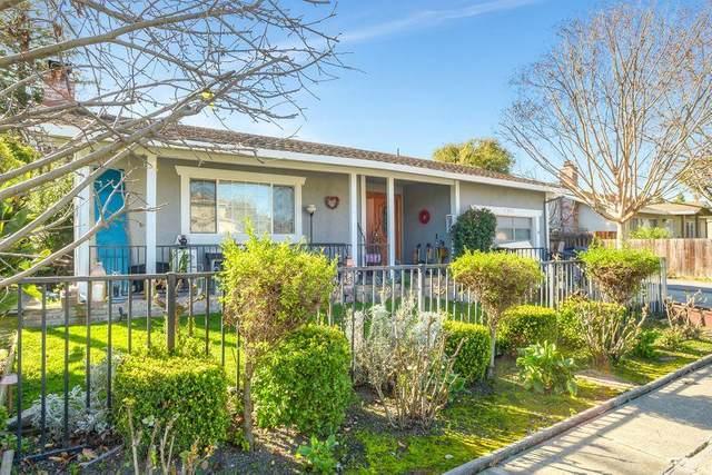 1315 San Domar Dr, Mountain View, CA 94043 (#ML81781523) :: The Goss Real Estate Group, Keller Williams Bay Area Estates
