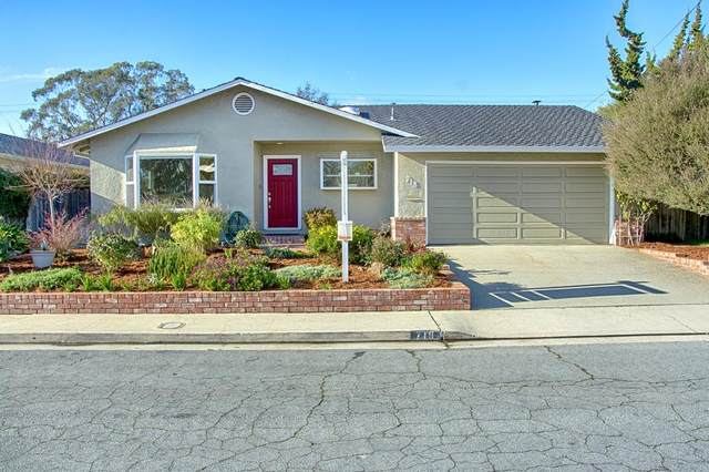 718 Orchid Ave, Capitola, CA 95010 (#ML81781605) :: Keller Williams - The Rose Group