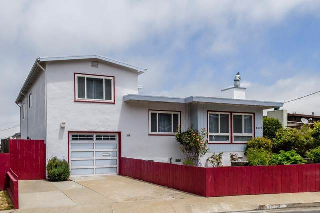 267 Dundee Dr, South San Francisco, CA 94080 (#ML81781628) :: RE/MAX Real Estate Services