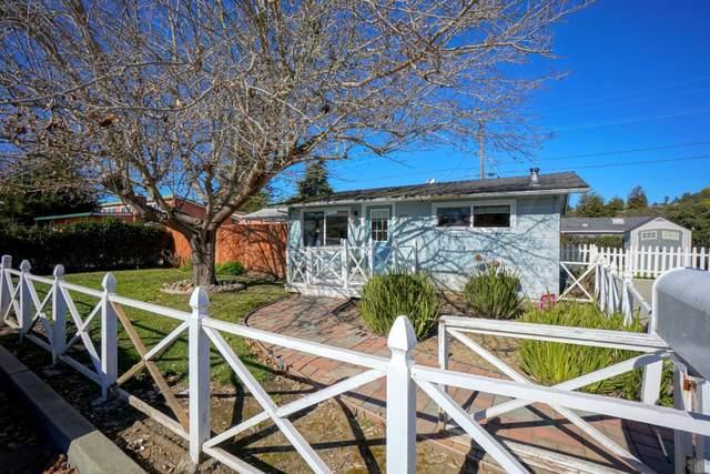 508 Gertrude Ave, Aptos, CA 95003 (#ML81781809) :: Strock Real Estate