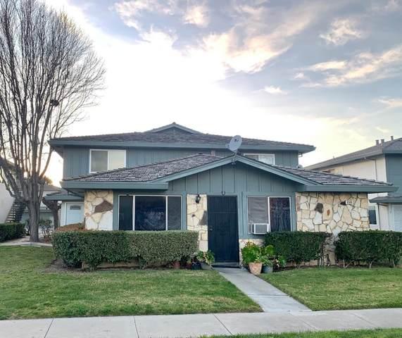 5519 Eagles Ln 2, San Jose, CA 95123 (#ML81781810) :: The Goss Real Estate Group, Keller Williams Bay Area Estates