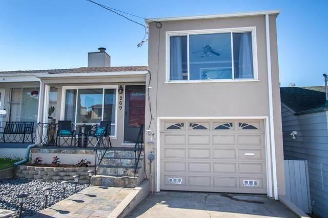 269 Mastick Ave, San Bruno, CA 94066 (#ML81781899) :: Keller Williams - The Rose Group