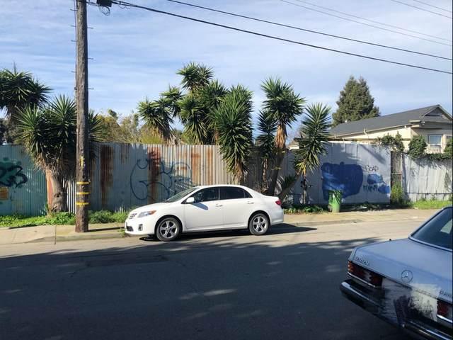 3223 Hannah St, Oakland, CA 94608 (#ML81781919) :: Keller Williams - The Rose Group