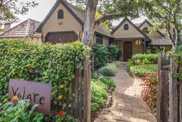 0 Casanova 5 Sw Of 12th St, Carmel, CA 93921 (#ML81782053) :: RE/MAX Real Estate Services