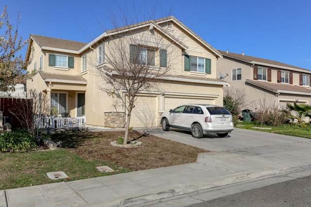 554 Parkridge Dr, Chowchilla, CA 93610 (#ML81782067) :: Strock Real Estate