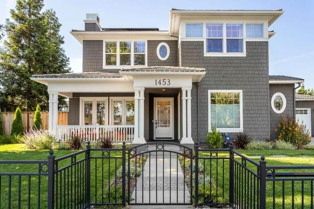 1453 W Hacienda Ave, Campbell, CA 95008 (#ML81782193) :: Keller Williams - The Rose Group