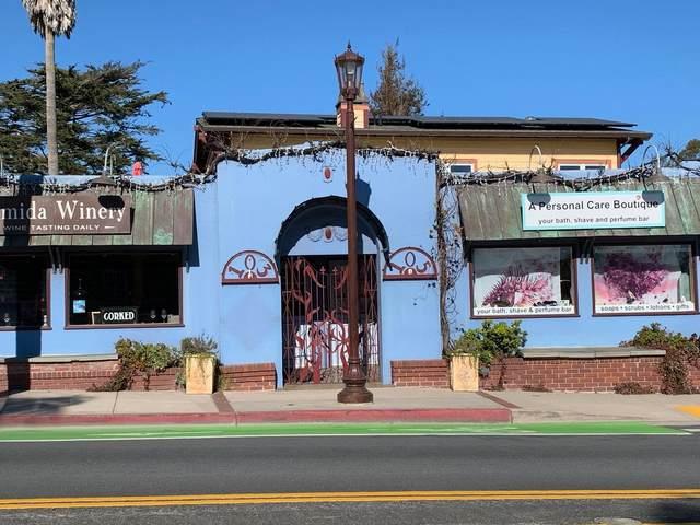 103-105 Stockton Ave, Capitola, CA 95010 (#ML81782208) :: Strock Real Estate