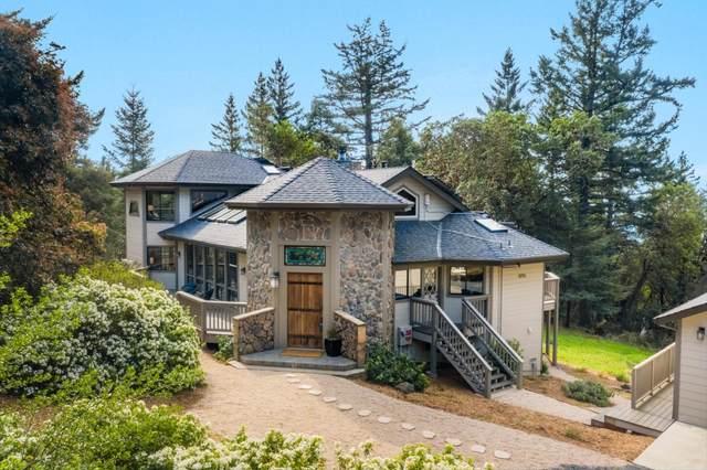 410 Allen Rd, Woodside, CA 94062 (#ML81782237) :: The Kulda Real Estate Group