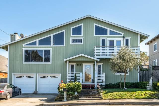 354 Euclid Ave, Monterey, CA 93940 (#ML81782244) :: Real Estate Experts