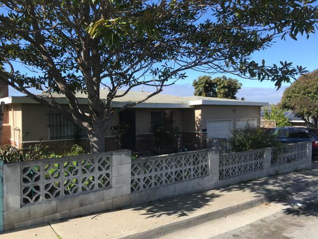 1649 Vallejo St, Seaside, CA 93955 (#ML81782271) :: Alex Brant Properties