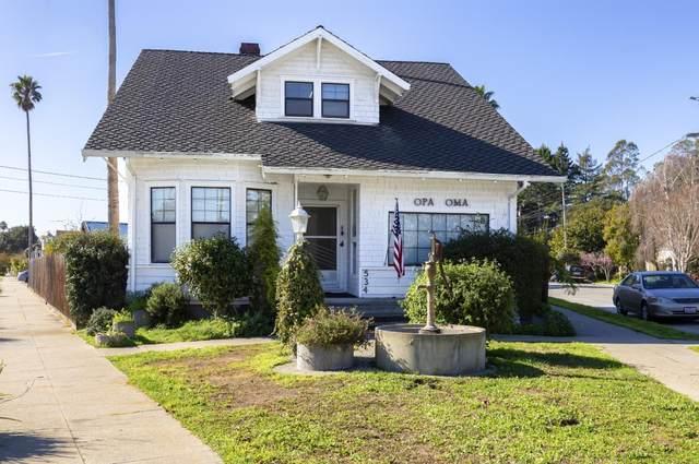 534 Buena Vista Ave, Santa Cruz, CA 95062 (#ML81782367) :: Keller Williams - The Rose Group