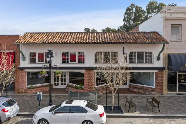 1461-1465 Burlingame Ave, Burlingame, CA 94010 (#ML81782373) :: Keller Williams - The Rose Group