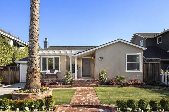 1939 Eucalyptus Ave, San Carlos, CA 94070 (#ML81782477) :: Keller Williams - The Rose Group