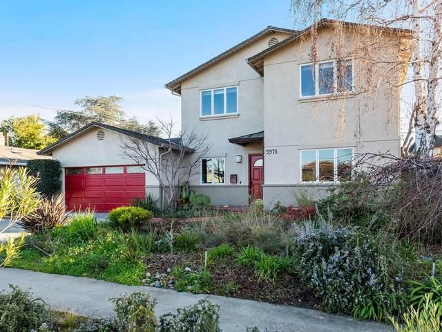 5978 Pilgrim Ave, San Jose, CA 95129 (#ML81782494) :: Maxreal Cupertino