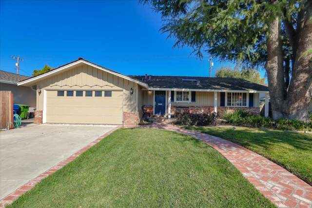 1433 Patio Dr, Campbell, CA 95008 (#ML81782627) :: RE/MAX Real Estate Services